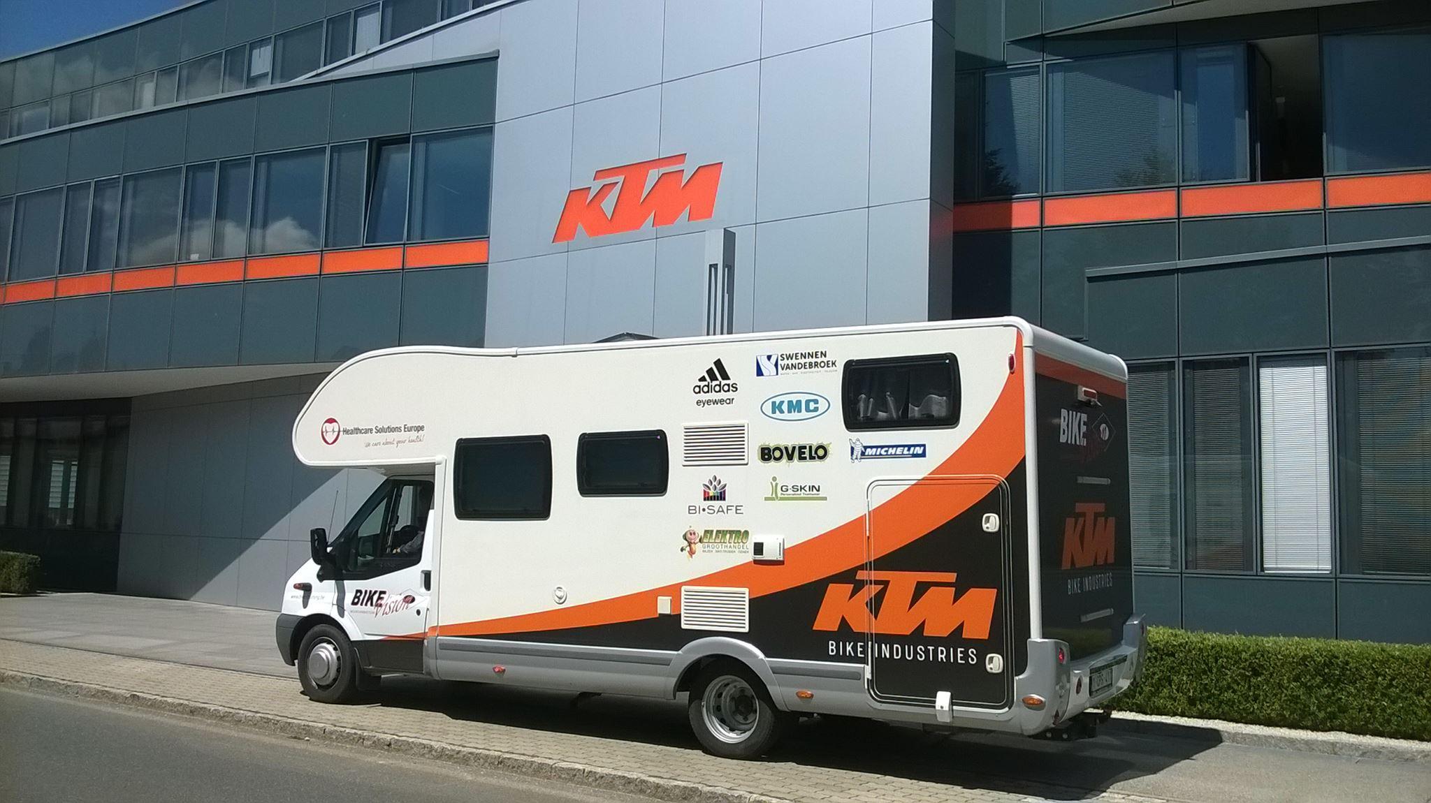 KTM Bike Vision
