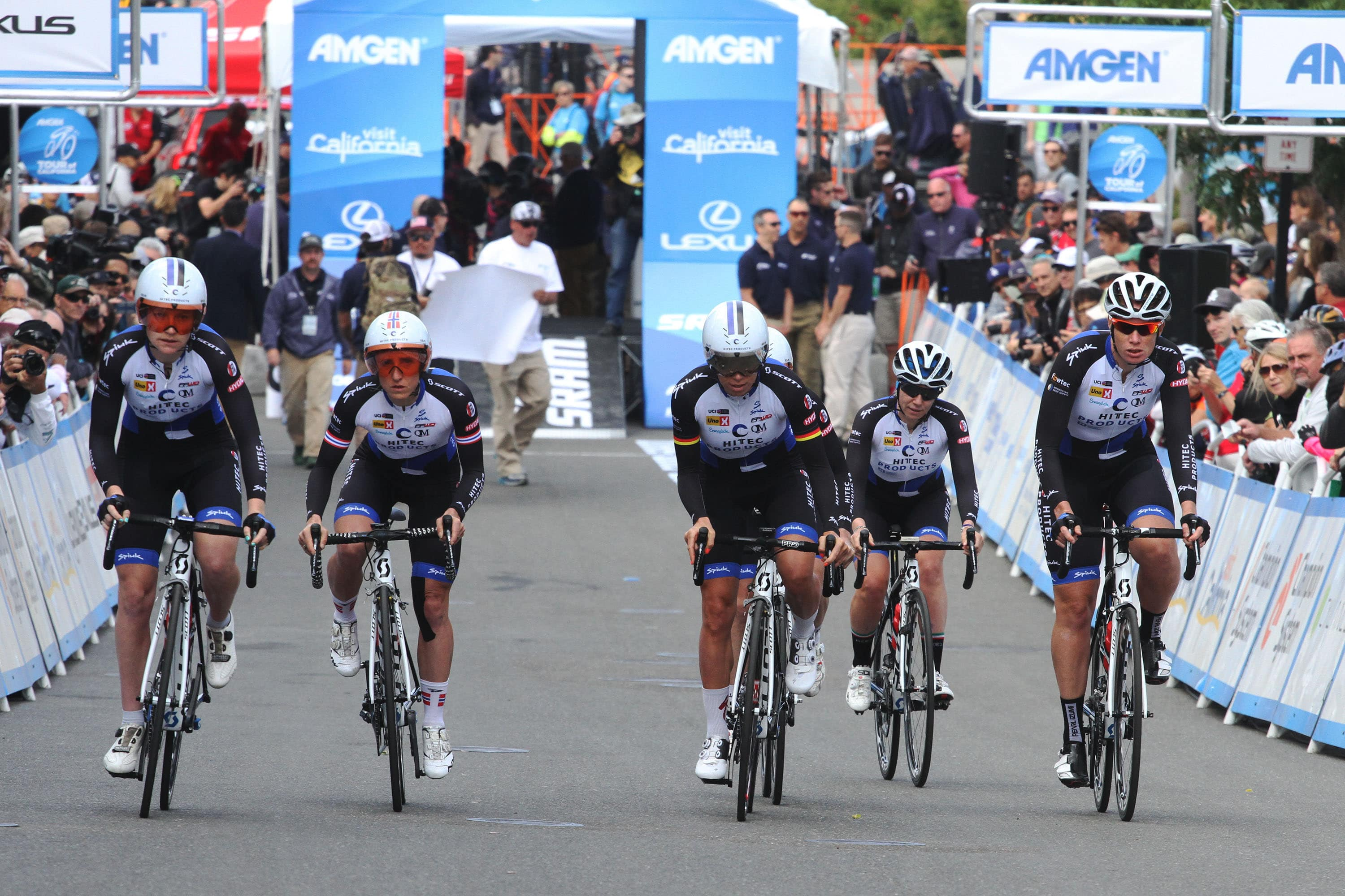 Team Time Trial Hitec Products