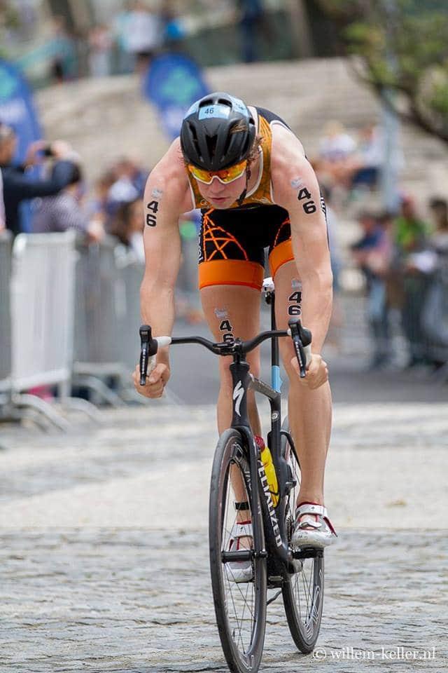 Jorik Van Egdom pakt wereldtitel duatlon bij U23!