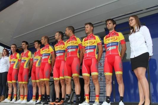 Equipe Continental Wallonie Bruxelles