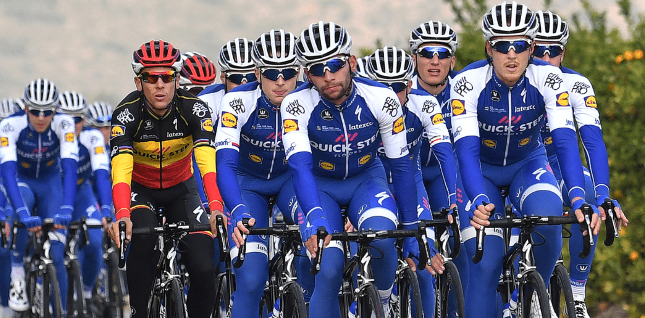 Quick-Step Floors Cycling Team