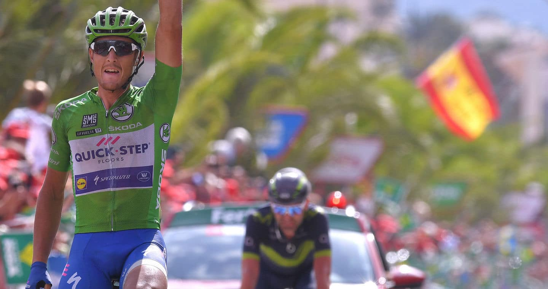 11ac97ec2 Trentin doubles up at the Vuelta a España