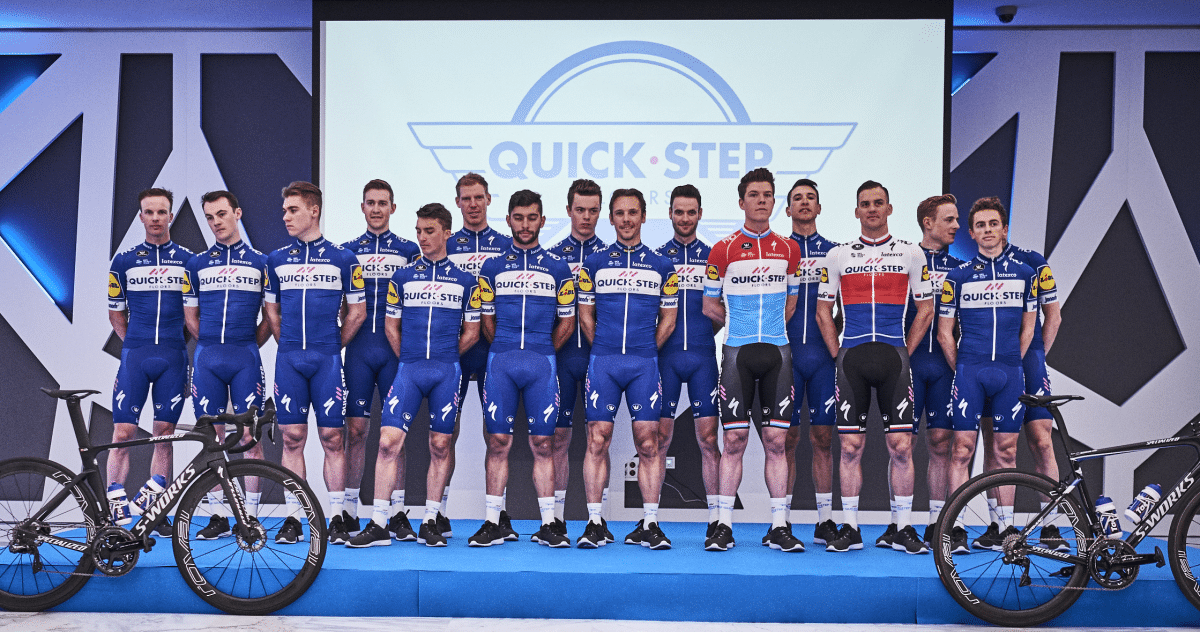 Quick-Step Floor Cycling Team